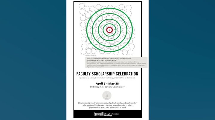 Thumbnail for channel Faculty Scholarship Celebrations