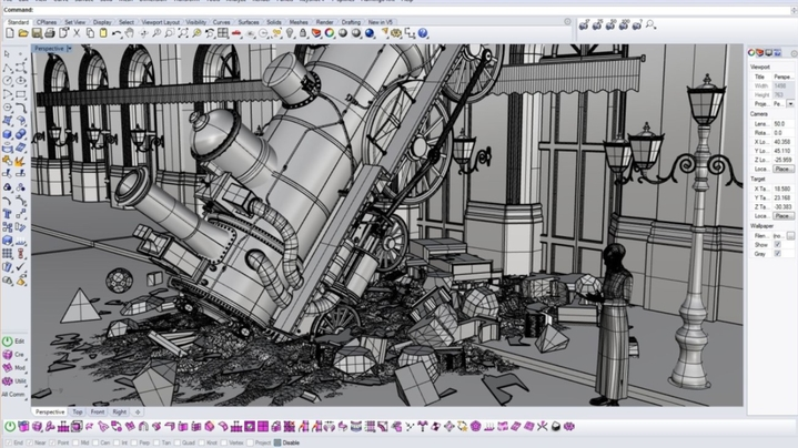 Thumbnail for channel Digital Sculpture