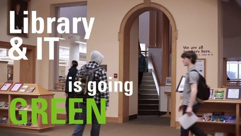Thumbnail for entry Green Bucknell