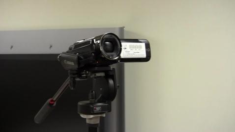 Thumbnail for entry Tech Tips Pilot Episode- Vixia Camera