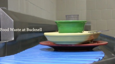 Thumbnail for entry Food Waste at Bucknell: A Documentary