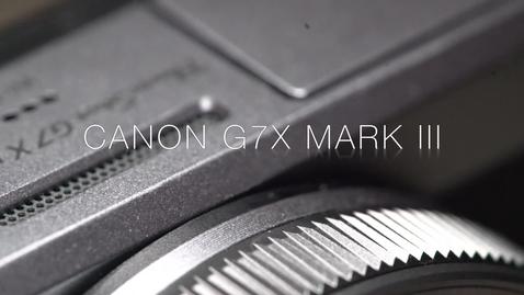 Thumbnail for entry DPS Demos - Canon G7x mark III