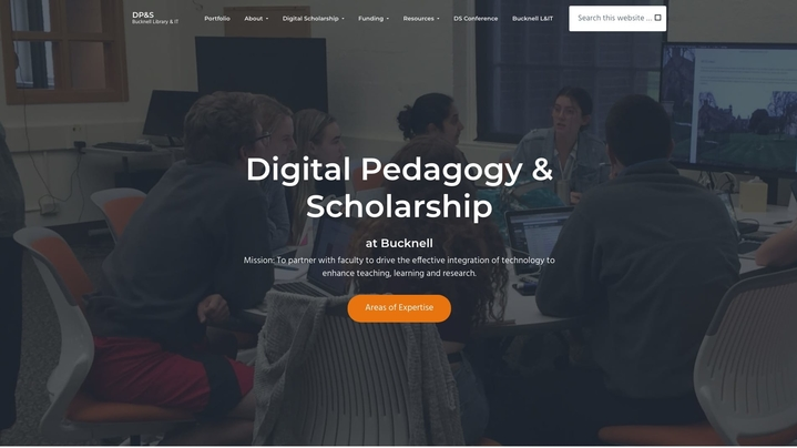 Thumbnail for channel Digital Pedagogy and Scholarship