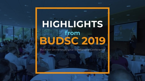 Thumbnail for entry HIGHLIGHTS from the BUDSC 2019