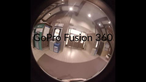 Thumbnail for entry DPS Demos - GoPro Fusion 360