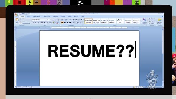 tutorial how to write a professional industry standard resume