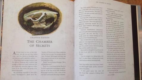 Thumbnail for entry Harry Potter and the Chamber of Secrets Chapter 16