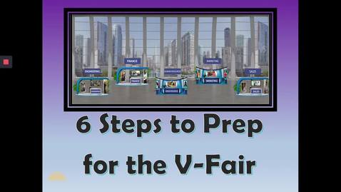 Thumbnail for entry How to Prep for a Virtual Career Fair