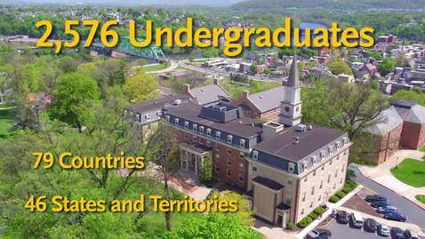 Thumbnail for entry Experience Lafayette College