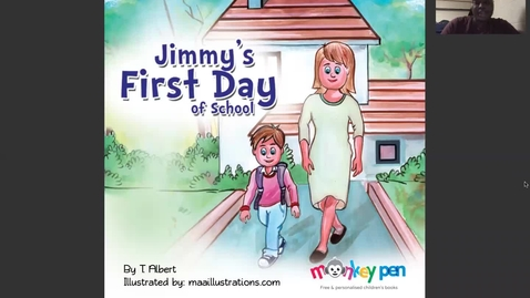 Thumbnail for entry Jimmy's First Day of School