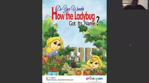 Thumbnail for entry Book:  Do You Wonder How the Ladybug Got Its Name?