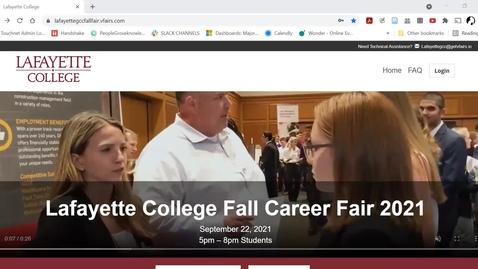 Thumbnail for entry 2021 Virtual Fall Fair Tutorial