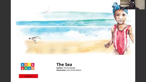 """Thumbnail for entry """"The Sea"""", A Picture Book"""