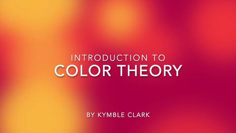 Thumbnail for entry What is  Color Theory?
