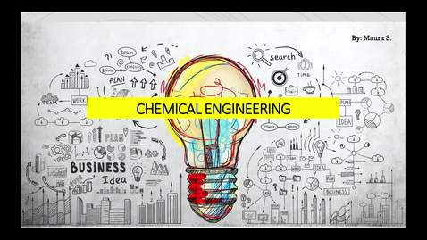 Thumbnail for entry Chemical Engineering Introduction Video