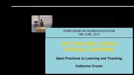 Thumbnail for entry Open Practices in Learning and Teaching