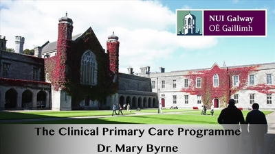 Clinical Primary Care (PDip/Cert) - NUI Galway