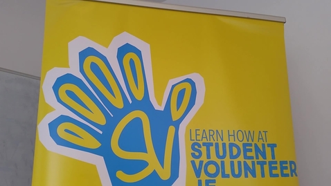 Thumbnail for entry Student Volunteering Seminar 2018