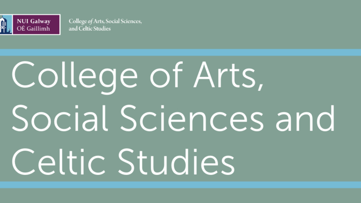 Thumbnail for channel College of Arts_ Social Sciences and Celtic Studies