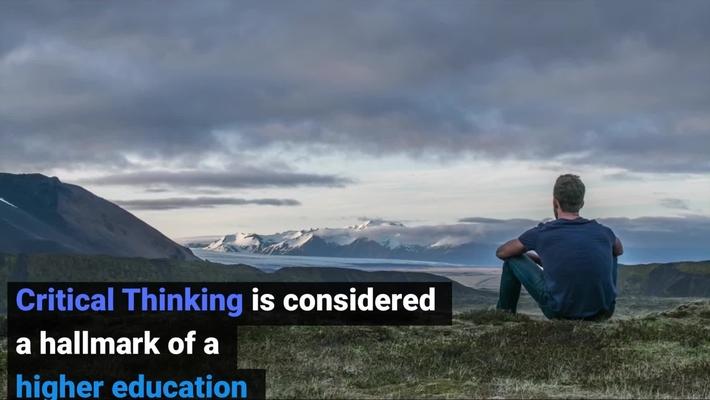 Graduate Attributes & Capabilities:  Critical Thinking