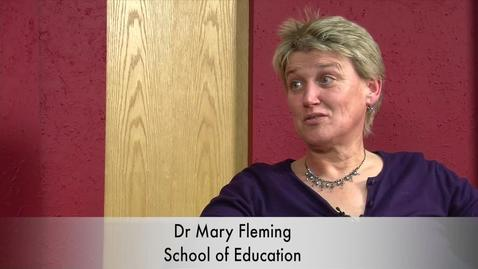 An Interview with Dr Mary Fleming