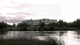 Thumbnail for entry International Students at NUI Galway