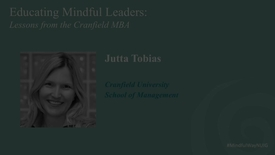 Thumbnail for entry 013 - Mindful Way 10 Oct - Jutta Tobias