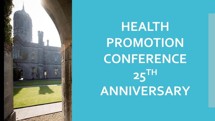 25th Anniversary Health Promotion Conference