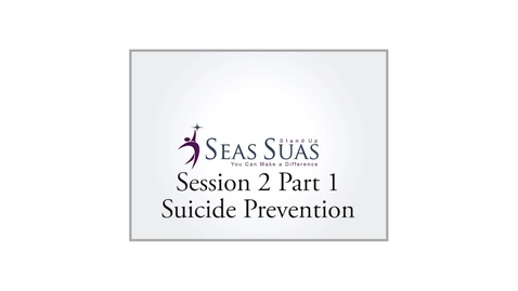 Thumbnail for entry Seas Suas Session 2 p1