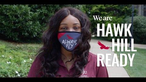 Thumbnail for entry Saint Joseph's University is Hawk Hill Ready