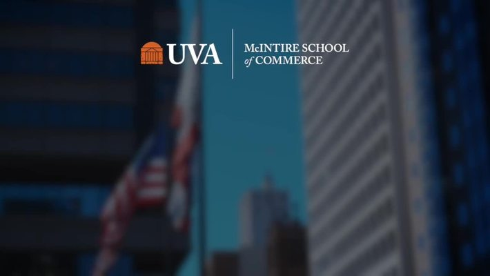 Deb Wetherby on Her UVA and McIntire Experience