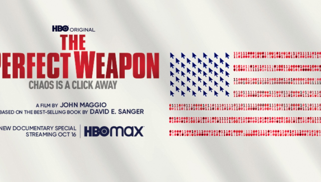 """A Conversation with David Sanger, Chief Washington Correspondent for the New York Times, author of """"The Perfect Weapon"""""""