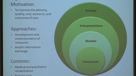 Thumbnail for entry Measures in Health Services Research: From Constructs to Care
