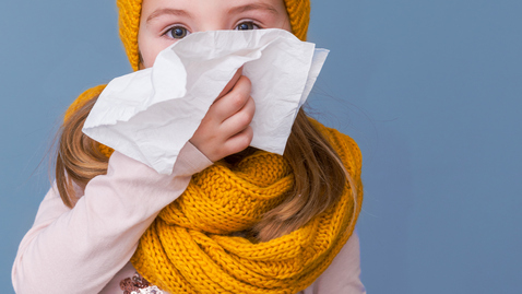 Could Your Child's Flu-Like Symptoms Actually be Caused by Adenovirus?