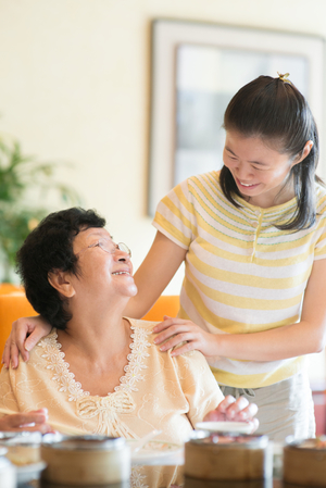 Talking to Parents About Advance Directives