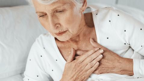 Thumbnail for entry Shortness of Breath: Anxiety or Coronavirus?