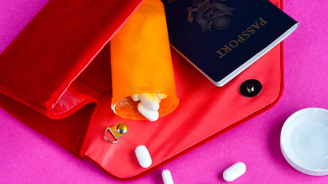 Thumbnail for entry Health Hack: Bring an Antibiotic When Traveling Abroad