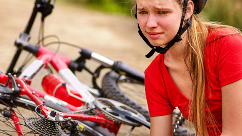 Thumbnail for entry Common Bike Injuries and How to Prevent Them