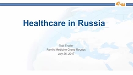 Thumbnail for entry Healthcare in Russia