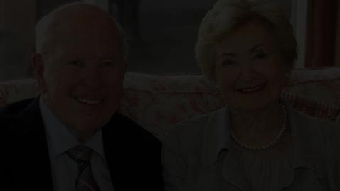 Thumbnail for entry 2013 Distinguished Service Award Recipients - Ezekiel R. (Zeke) Dumke, Jr. and Katherine White Dumke.
