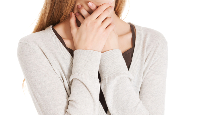ER or Not: Food Stuck in Your Throat