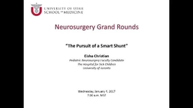 Thumbnail for entry Neurosurgery Grand Rounds 01-04-2017