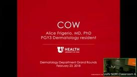 Thumbnail for entry 2/23/18 Vignettes On Autoimmune Bullous Diseases