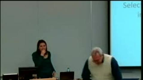 Thumbnail for entry Computational Neuroscience Mathematical Biology Applied Dynamical Systems | Alla Borisyuk Ph.D. | 2011-03-10