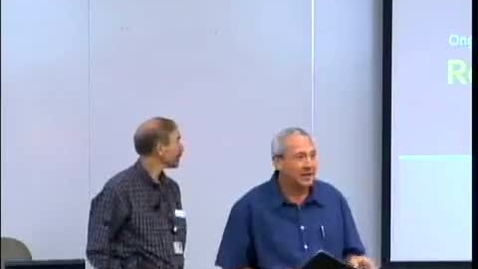 Thumbnail for entry Ongoing, Planned and Imagined Research Activities | Peter Haug, MD, PhD Professor | 2008-09-23 Part 1