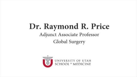 Thumbnail for entry Residency Program Global Surgery 2013