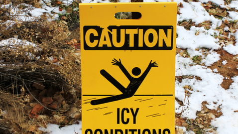 Thumbnail for entry ER or Not: I Slipped and Fell on the Ice