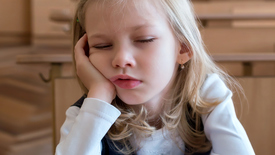 Thumbnail for entry Lack of Sleep Can Affect Children's Performance in School