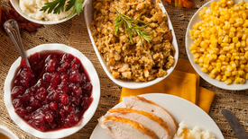 Thumbnail for entry Tasty and Healthy Thanksgiving Choices
