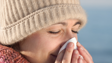 Thumbnail for entry What Causes Winter Allergies?